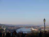 Buda, Danube and Pest